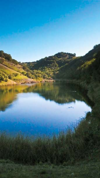 Lake Marie, Napa Skyline Wilderness