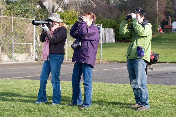 The annual Christmas Bird Count is a chance for birders to test their mettle and have fun. Photo by n8agrin on Flickr.