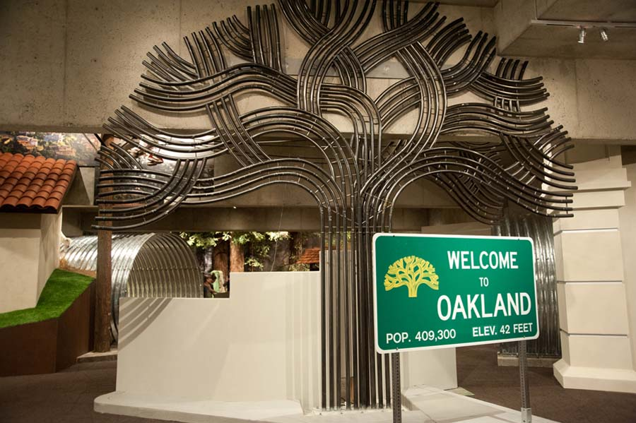 Welcome to Oakland, Oakland Museum of California