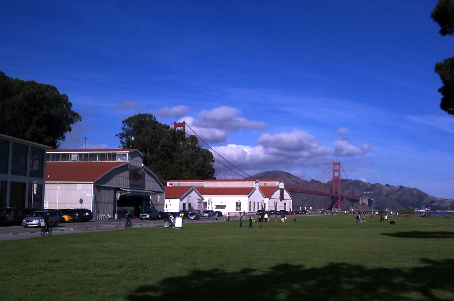 Crissy Field. Photo: Jason Eberle.