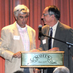Naturalist Michael Ellis and Bay Nature publisher David Loeb